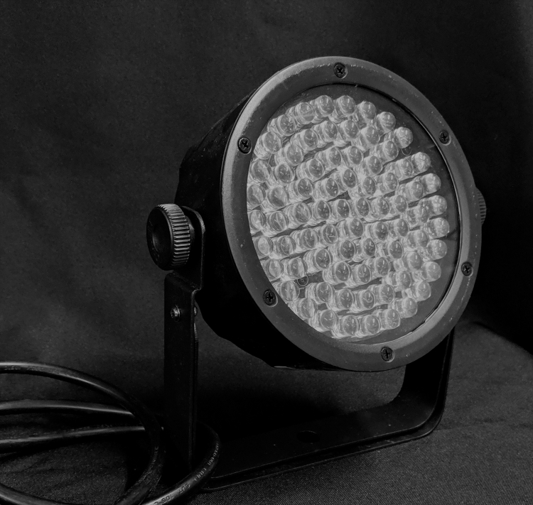 Strobe LED Up Light