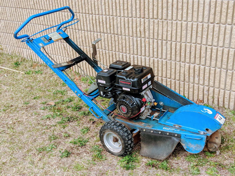 Blue Stump Grinder 5125