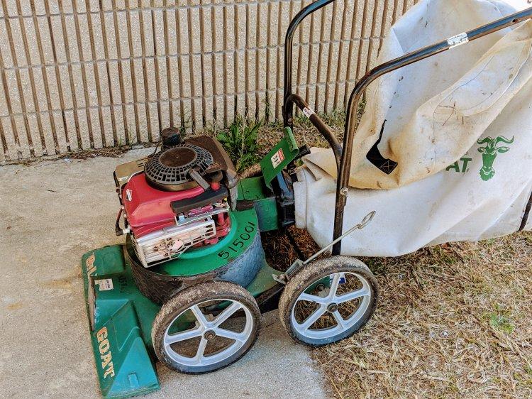 Lawn Vacuum 5150/5151 x