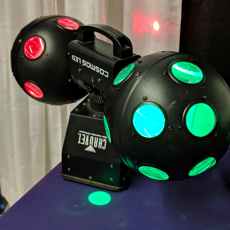Double Roto Globe