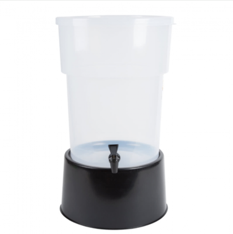 Plastic Drink Dispenser- 5 Gal