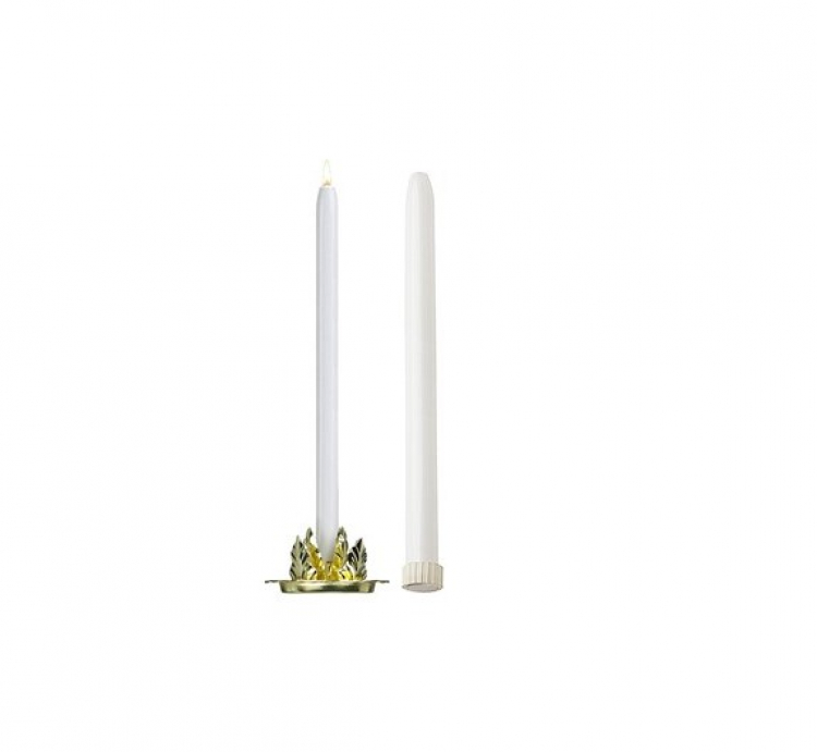 Candle w/Insert