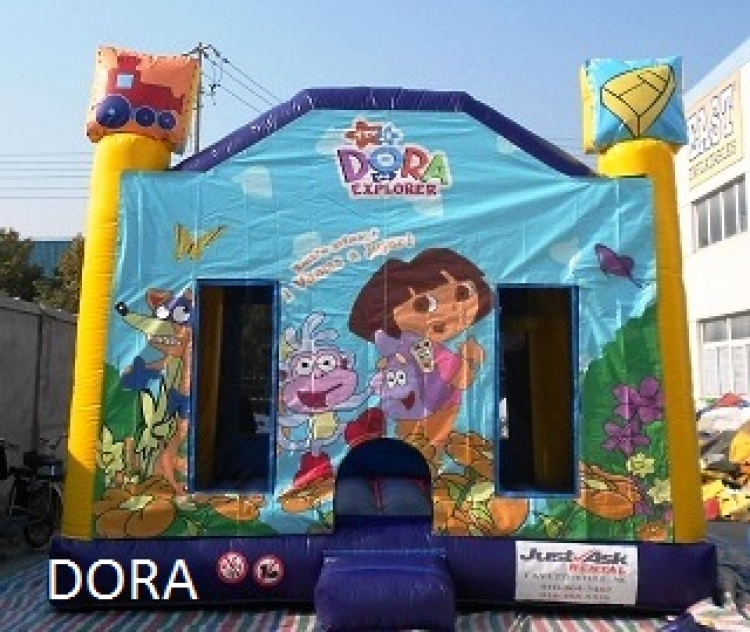 Dora Bounce