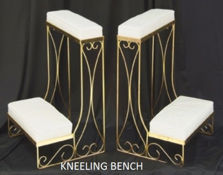 Kneeling Bench (Pair)