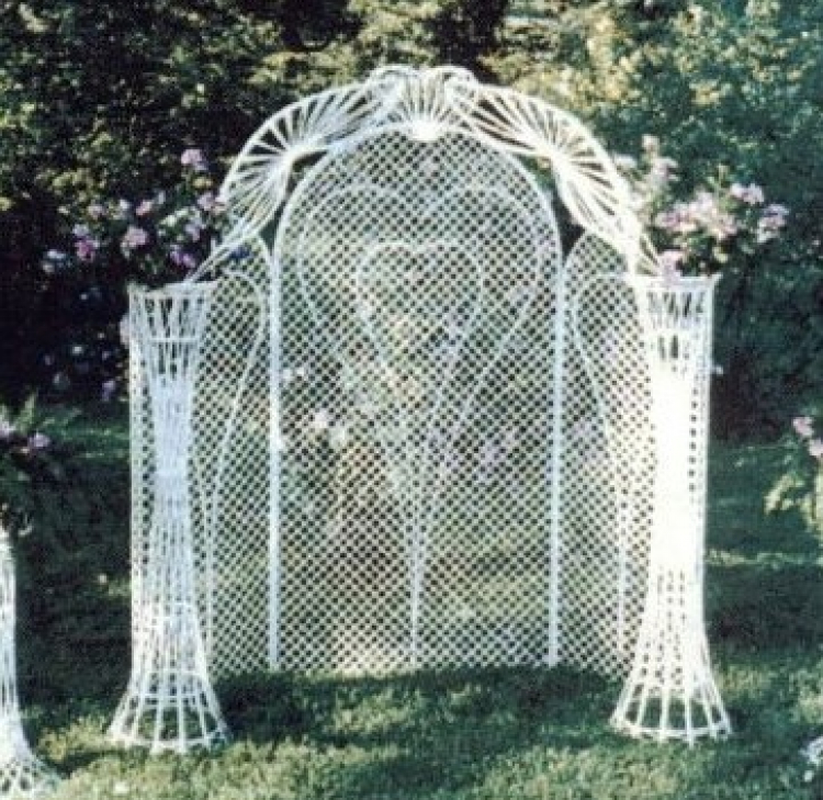 Wicker Screen
