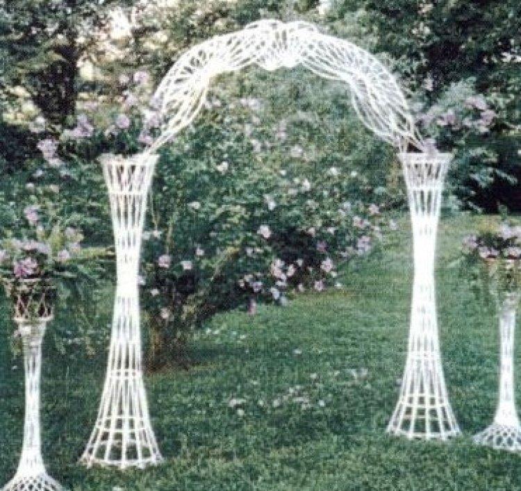 Wicker Arch